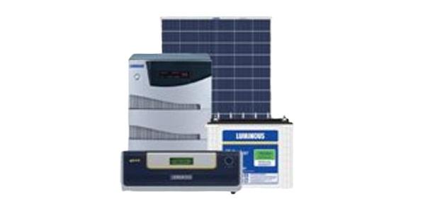Luminous solar combo 5.5kva: Luminous solar off grid combo 5.5kva
