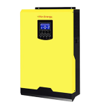 FlinFuzion MPPT Solar Hybrid Inverter – 3KVA/24V:  Optional battery inverter