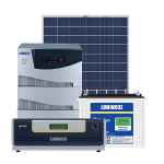 Luminous 3.5 KVA Off-Grid Solar Power System