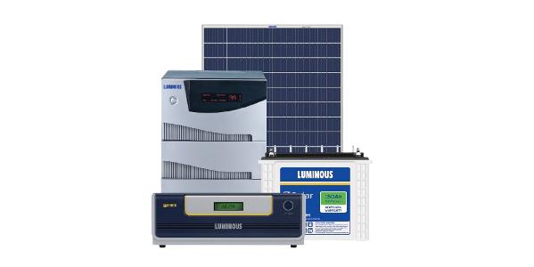 Luminous solar combo 3.5kva: Luminous solar off grid combo