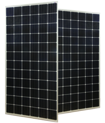 waaree mono perc solar panel
