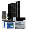 off grid hybrid solar system 2kva