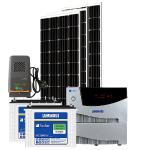 Off Grid Solar System MPPT – 2000VA with 1500 watt mono panel, for big homes, shops, offices etc.