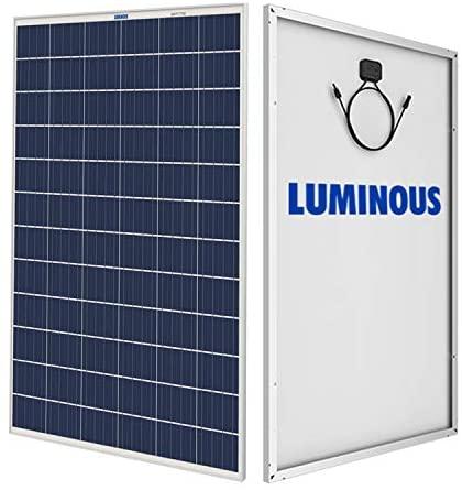 Luminous solar panel 330 watt 24v