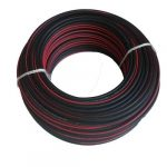 Solar DC Cable XLPO TUV Protected – 6 sq mm – 10 m Red, 10 m Black
