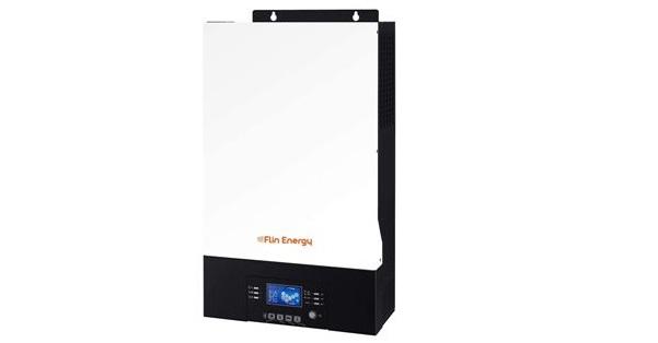 Flin Energy FlinSlim UltimateZero Transfer Time5kW 48V MPPT Solar Inverter