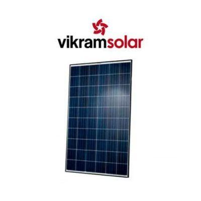vikram mono perc solar panel